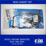 Head Gasket Set OPEL 02-33495-01